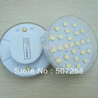 2014 seconds kill limited gx53 led cabinet light bulbs 200pcs/lot free shipping 25 smd5050 epistar chips 5 watt ac to europe