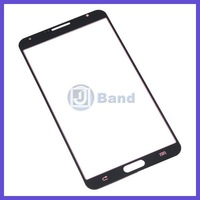 200pcs/lot For Samsung Galaxy Note 3 N9000 White Pink Blue Gray Front Glass Lens Outer Touch Screen DHL Free Shipping