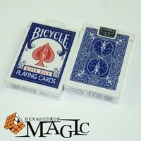 STANDARD BICYCLE CARD  / professional magician poker card deck magic trick product / free shipping wholesale