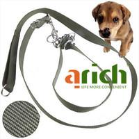 "50"" Durable Nylon Dog Leash Pet Strap with Dog Collar Neck Stra"