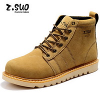 New winter special wild genuine British male Korean high shoes Outdoor shoes Shoes men winter 2013 Shoes for winter walks MX952