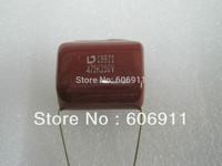 500PCS / LOT Cbb capacitor 475k 4.7uf 250v metal film capacitors polypropylene capacitors 4700NF 475