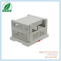 plastic enclosure box 4.53*3.54*2.83inch(115*90*72) Xindasz XDI02-26 Industrial  Enclosure