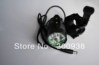 3 CREE XM-L T6 LED Bike Bicycle lamp light headlight flashlight Headlamp 4000 Lumen with Rechargeable  battery pack and charger