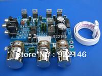 2.1 power amplifier board tda2030a bulk suite BTL heavy bass DIY electronics production