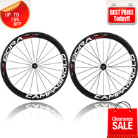 BORA ONE bike wheelset 700c carbon fiber road racing bicycle wheels 5 years warranty free shipping