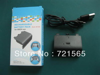 Hot sales Power Pack for Xbox One controller battery(free shipping via fedex )
