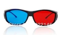 10PCS Red and blue hd myopia tv computer general 3d special glasses