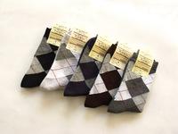 Explosion models selling one hundred thousand four seasons suitable diamond lattice cotton socks men socks Business13111907