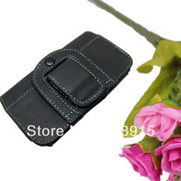 1 pcs/lot Free Shipping For Nokia Lumia 800 710 610 N9 X7 E7 N8  Leather Case Belt Clip Pouch Cover_4*