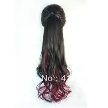 wholesale black ponytail
