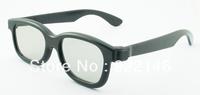 10PCS Line polarized glasses 4d 5d glasses IMAX 3d special glasses 3d polarized glasses