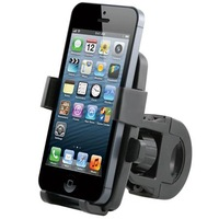 Easy One Touch Universal Bike Mount Holder for Apple iPhone 3G 4 4S 5 5S 5C Samsung Galaxy S2 S3 I9300 S4 I9500 I8190 Smartphone
