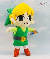 Legend of Zelda 1pcs 8'' Phantom Hourglass Plush Toy LTD Edition Video Game Promo