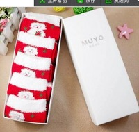 2013 New Arrival Christmas Family Gifts Santa Stocking Christmas Socks Christmas Decorations For Children & Adults