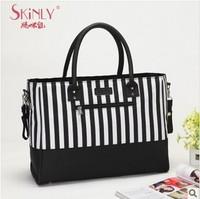 Maternal and Infant Skinly Multifunctional Cross-body Bag Mother Bag Infanticipate Bag Large Capacity Nappy Bag