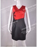 Ep 12 red r one-piece dress e12ip4028a Size 45