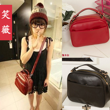 Women's handbag 2013 autumn make a small bag fashion portable women's handbag shoulder bag