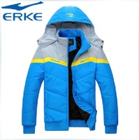 high quality Medium-long down coat male down coat thickening down coat plus size down coat