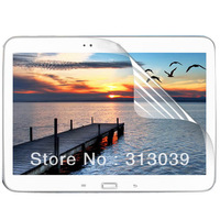 Free shipping 2PCS Clear Screen Protector Guard Film Fit For Samsung  Galaxy Tab 3 10.1 P5200 E4066