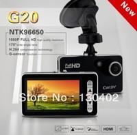 Original Blackview G20 Car DVR 1080P Full HD DVR with G-sensor H.264 HDMI Enhanced IR Night Vision Freeshipping