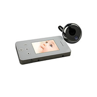 2.8 Inch Screen Ultra High Definition Electronic Peephole Viewer with Photographing