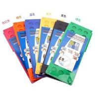 60pcs/lot Clothes folder for children (Size M) Shirt Folding Board Flip Fold Shirt Folder Flip Fold Board Quick Press