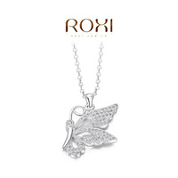 ROXI delicate swan necklaces,fashion jewelrys,nice platnium plated necklaces,fashion jewelrys for women,Christmas gifts,103039