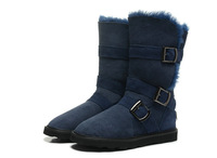Hot! Free Shipping 2013 New Super A Women's Boots Snow Boots Fashion Warm Boots US 5-10