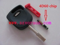 FO transponder chip key with 4D60 chip&4D60  transponder key&iginiton chip key