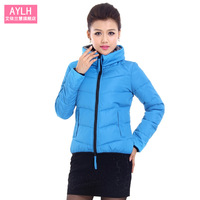 high quality Slim memory thermal down cotton small cotton-padded jacket design short outerwear women's cotton-padded jacket