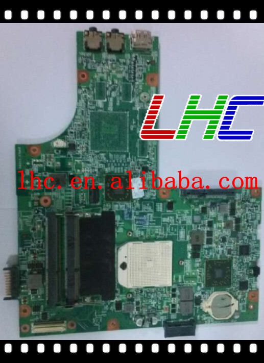 0YP9NP For Dell M5010 Motherboard 15R AMD integrated 48.4hh06.011 100% Working in good Condition(China (Mainland))
