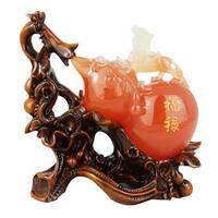 Feng shui gourd Large pi xiu decoration lucky home decoration resin crafts decoration