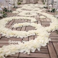 Wedding Favor Silk Rose Petals for Decoration