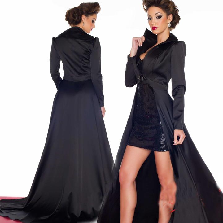 Dress With Short Jacket