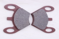 Front brake pad friction plateCfmoto atv four-wheel off-road motorcycle cf500,part no. 9010-0808A0