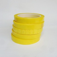 Free Shipping.1pcs/lot.Pet mylar tape deep yellow transformer tape high temperature tape 2cm*66m.2.5cm*66m.3cm*66m