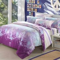 Silk home textile bedding set tencel piece tencel fabric