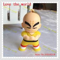 Wholesale U Disk Pen Drive Cartoon Wukong Gift 4GB 8GB 16GB 32GB 64GB Dragon Ball Usb Flash Drive Pendrive Free Shipping