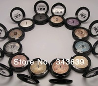 Fashion Special New Makeup monochromatic bake more color bead light waterproof anti-perspiration 12 color eye shadow is optional
