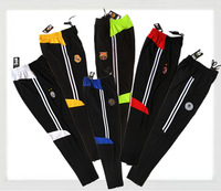 men soccer training pants calf football pants legs sports casual trousers soccer pants let