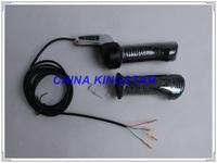 Wu Xing brand luxury 36V Electric bicycle speed adjusting rolling handle grip /handle grip with power display/ throttle handle