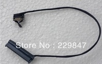Free shipping  Free Shipping 2nd HDD SATA Cable connector kit For HP DV7 dV7t-6000 dv7-6000 Series SATA Cable connector