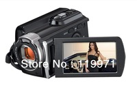 16Mp max 1080P Full HD Digital Video Camera with 16x Digital Zoom High Capacity Lithium Battery 3inch Big Screen,Free Shipping