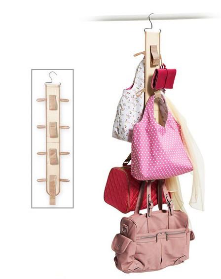 Free shipping discount creative home life belt bag bags scarves scarves storage Bag storage closet organizer bags(China (Mainland))