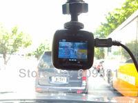 "Mini Car Dvrs recorder 1.5"" LCD Full HD 1080P 30FPS Car Video D33 AIT Chip as goods as Ambarella Good quality Free shipping"