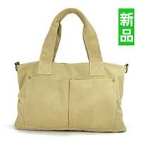 Free Shipping Vintage canvas bag women's bag women's handbag shoulder bag all-match small bags handbag