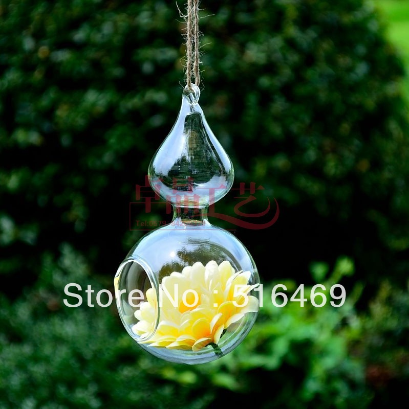 Ornamental Design Flower Flower Pot Bell Ornament