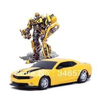 Ke Mailuo rechargeable remote control car racing remote control drift car Bumblebee Boy Toy car model children