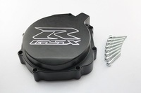 Black Motorcycle Engine Stator Cover For GSXR 1000 2005 2006 2007 2008